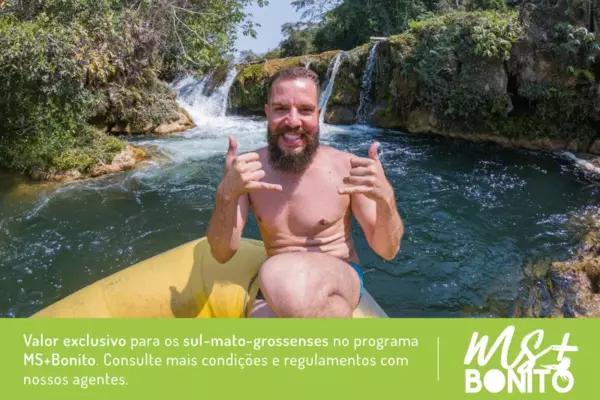 Cachoeiras Serra da Bodoquena - MS+Bonito