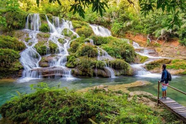 Rio do Peixe Waterfalls
