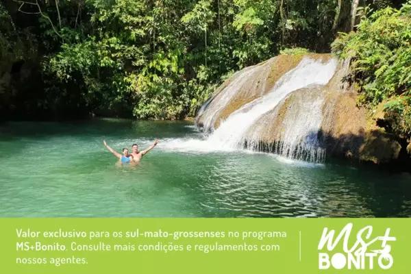 Cachoeiras Ceita Corê - MS+Bonito