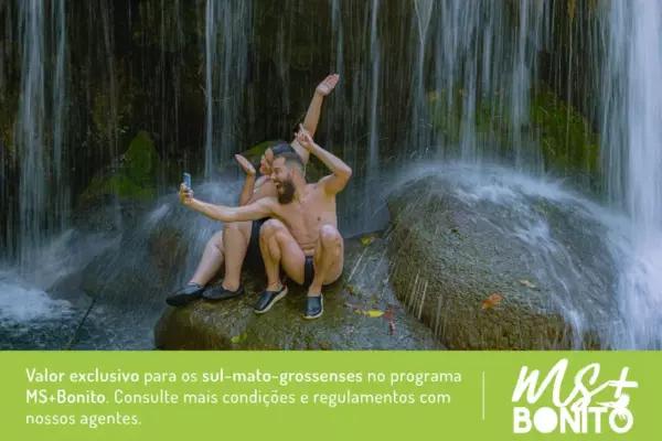 Parque das Cachoeiras - MS+Bonito