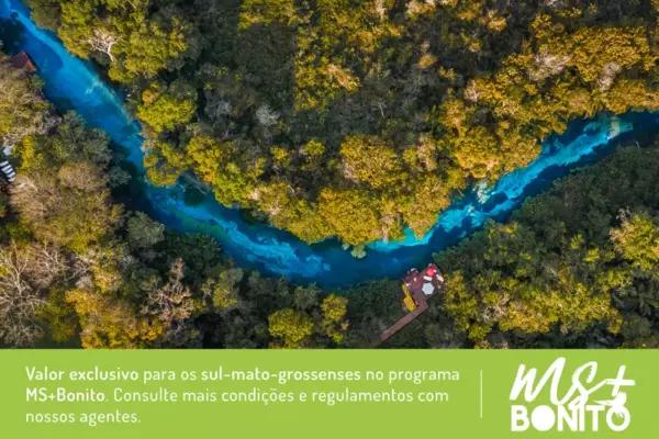 Balneário Refúgio da Barra - MS+Bonito