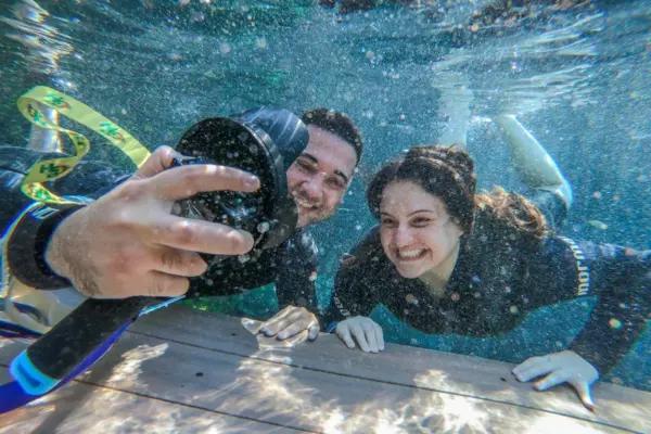 Nascente Azul Snorkeling