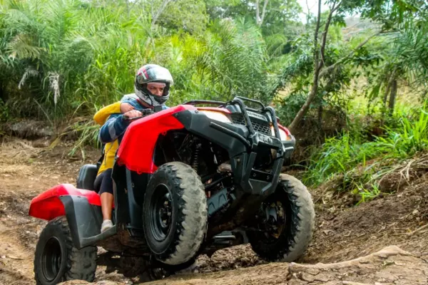 4 Wheeling (ATV Riding) at Trilha Boiadeira