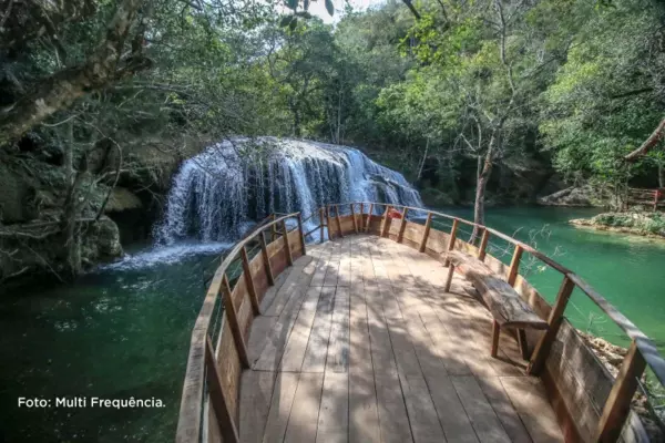 Waterfalls Park