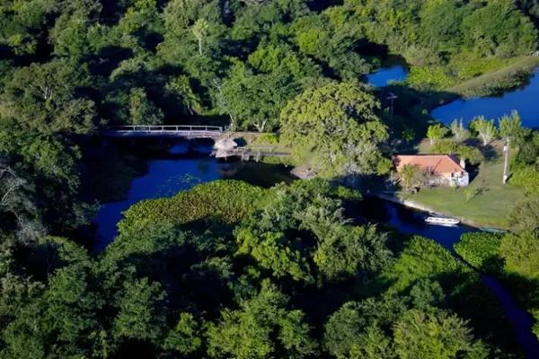 Pantanal - Pousada Refúgio da Ilha